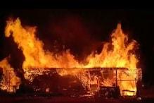 VIDEO: मेड़ता सिटी में युवकों ने मामूली विवाद के बाद होटल में लगा दी आग