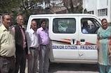 VIDEO: नाहन में बजुर्गों को 15 रुपये में खाने के साथ मुफ्त में ट्रेवलिंग की सुविधा मिलेगी