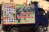VIDEO: चुरू के युवाओं ने निकाला 'पुलवामा सैनिक सहायतार्थ रथ'