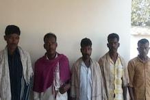 लोकसभा चुनाव से पहले एक्शन मोड में सुरक्षा बल, बीजापुर से 5 नक्सली गिरफ्तार
