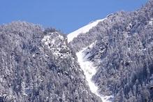 VIDEO: घाटी में इस वर्ष जमकर हुई बर्फबारी से गर्मियों में नहीं होगी पानी की कमी