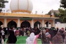 अजमेर शरीफ के सलाना उर्स के लिए जयपुर से 'छड़ी मुबारक' रवाना