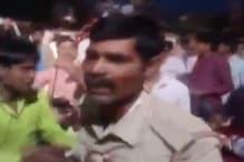 VIRAL VIDEO: पुलिसगिरी पर भारी पड़ी ऑटो वाले की दादागिरी