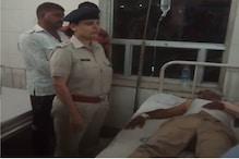 बाड़मेर में तस्करों का पीछा कर ही पुलिस की जीप पलटी, एक कांस्टेबल की मौत