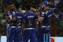 आईपीएल में मुंबई ने हासिल की अपनी 100वीं जीत
