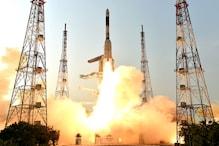 इसरो ने फिर रचा इतिहास, EMISAT के साथ 28 उपग्रह लॉन्च