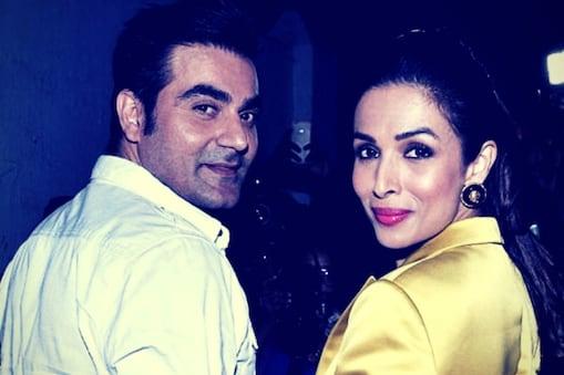 अरबाज खान और मलाइका अरोड़ा.