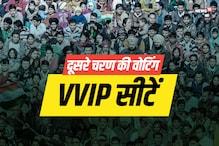 लोकसभा चुनाव 2019: हेमामालिनी, कनिमोझी से लेकर चिदंबरम, ये है दूसरे चरण की VIP सीटों का हाल