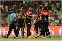 KKR vs RCB: बल्लेबाज़ों के कहर से दहला कोलकाता, मैच में हुआ ये बड़ा कारनामा
