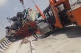 VIDEO:  कार को ट्रोले ने मारी टक्कर, हादसे में दो शिक्षक की मौत