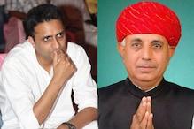 अजमेर में कांग्रेस के झुनझुनवाला और BJP के चौधरी में टक्कर