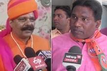 VIDEO: BJP MLA कर्णवाल, चैंपियन में बढ़ी रार... एक-दूसरे को जेल भिजवाने के दावे