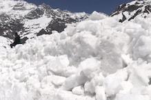 EXCLUSIVE: केदारनाथ पहुंची न्यूज़ 18 टीम, 15 फ़ीट तक जमी बर्फ़, पैदल मार्ग लापता