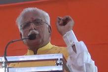 राहुल गांधी खुद झूठे है, इसलिए नरेंद्र मोदी को झूठा बता रहे: सीएम खट्टर