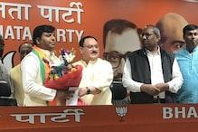 SP-BSP को तगड़ा झटका, गोरखपुर में BJP को हराने वाले प्रवीण निषाद ने थामा 'कमल'