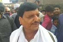 फिरोजाबाद में बोले शिवपाल यादव- मेरे पक्ष में हो रही वोटिंग, होगी बड़ी जीत