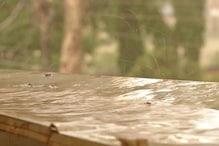 VIDEO: जगदलपुर में तेज हवाओं के साथ झमाझम बारिश
