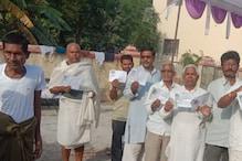 जौनपुर: भाई का अंतिम संस्कार कर वोट डालने पहुंचा ये शख्स...