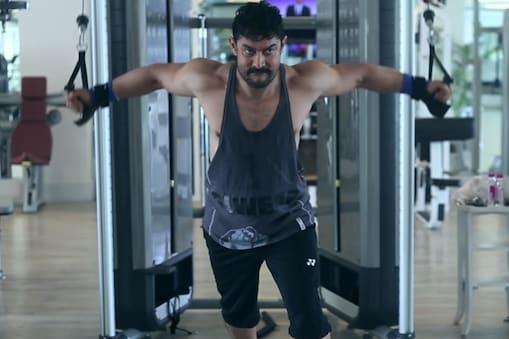 बॉलीवुड एक्टर आमिर खान.