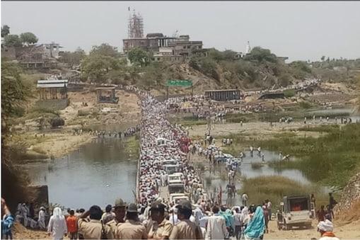 बेणेश्वर धाम। फोटो : न्यूज 18 राजस्थान ।