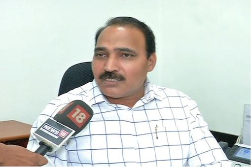 मुख्य निर्वाचन अधिकारी आंनद कुमार। फोटो : न्यूज 18 राजस्थान ।