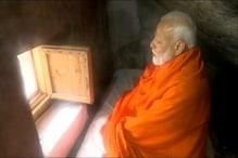 ... जब PM मोदी ने केदारनाथ की पवित्र गुफा में लगाया ध्यान