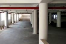 इस पार्किंग का सीएम जयराम ने 8 माह पहले किया था उद्धाटन