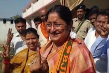 कोडरमा सीट: बीजेपी प्रत्याशी अन्नपूर्णा देवी का जीत का दावा