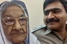 102 साल की उम्र में वोटिंग के लिए उत्साहित हैं इस IPS की मां