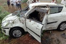 झज्जर: शादी से लौट रहे भाईयों की कार ड्रेन में गिरी, दोनों की मौत