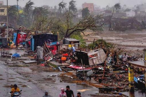 फानी तूफान के बाद ओडिशा में मची तबाही.