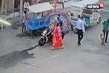 बाइक सवार लुटेरों ने महिला के गले से खींच ली सोने की चेन
