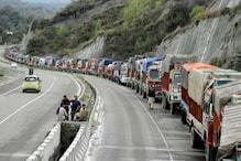 जम्मू-श्रीनगर हाईवे पर 27 मई से नहीं होगा कोई प्रतिबंध