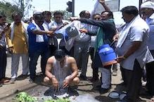 MP में  किसान आंदोलन का पहले दिन मिला-जुला असर