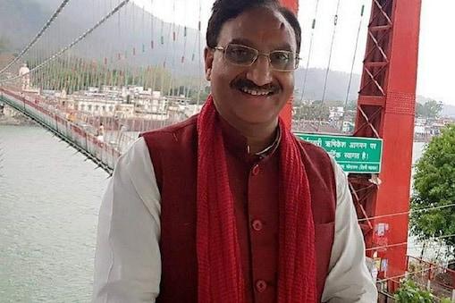 रमेश पोखरियाल निशंक (फ़ाइल फ़ोटो)