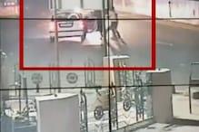 CCTV: चाचा की डांट से भड़का भतीजा, बेरहमी से किया मर्डर