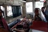प्रसव पीड़ा से चीखती रही महिला, जाम में फंसी रही एम्बुलेंस