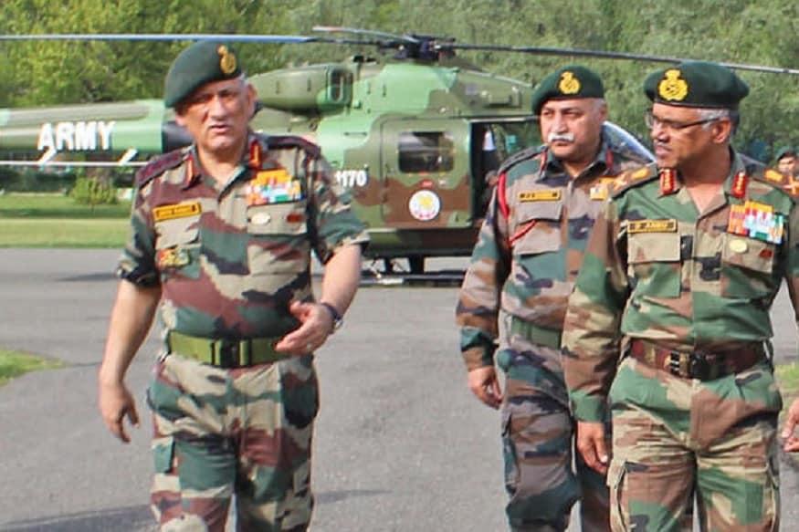 भारतीय सेना के प्रमुख बिपिन रावत का कार्यकाल इस साल के अंत में समाप्त हो रहा है. ऐसे में नए सेना प्रमुख के नाम को लेकर प्रक्रिया तेज हो गई है. इस पद के लिए सेना के पांच शीर्ष अधिकारियों के नाम पर विचार किया जा रहा है. पुरानी परंपरा तो यही रही है कि सबसे वरिष्ठतम अधिकारी को यह पद दिया जाता है.