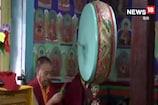 केलांग के मनोहारी शाशुर गोन्पा में पर्यटकों की बढ़ी आमद