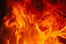 नकाबपोश बदमाशों ने युवक पर केरोसिन डालकर जलाया, मौत