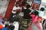 CCTV: बेटी के जन्म पर महिला के ससुरालवालों ने किया हंगामा