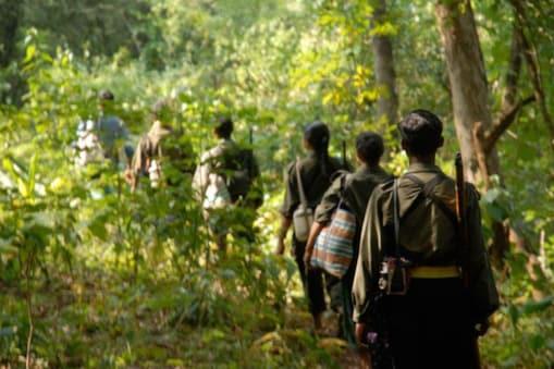 छत्तीसगढ़ के घोर नक्सल प्रभावित नारायणपुर जिले के अबूझमाड़ में सुरक्षा बल के जवानों और नक्सलियों के बीच मुठभेड़ हुई थी. (File Photo)