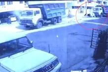 बजरी माफिया यूं बुजुर्ग पर चढ़ाया ट्रक, हत्या का VIDEO वायरल