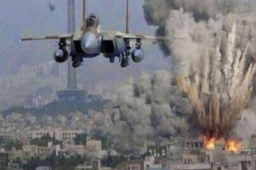 इजरायल ने सीरिया के आर्मी बेस पर किया मिसाइल अटैक (प्रतीकात्मक तस्वीर)