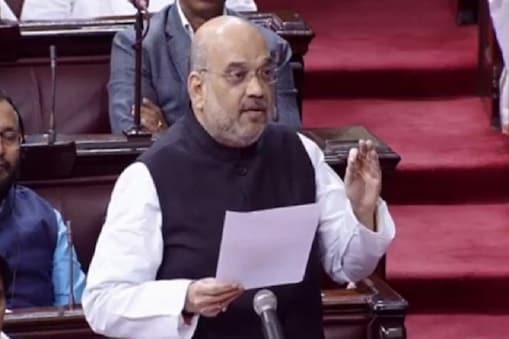 गृह मंत्री अमित शाह ने जम्मू-कश्मीर में 6 महीने राष्ट्रपति शासन बढ़ाने का प्रस्ताव पेश किया. समाजवादी पार्टी और बीजू जनता दल ने इस बिल का समर्थन किया है.