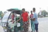 मर्दवाद की जंजीरें तोड़ने के लिए रिक्शाचालक बनी जर्मिला