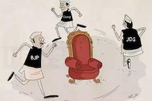 कर्नाटक में पूरी सावधानी बरत रही है बीजेपी