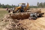 देखिए खनन माफिया और ग्रामीणों के बीच झड़प का वीडियो