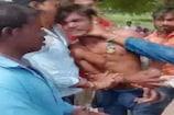 बकरा चोरी करने आए युवकों को भीड़ ने चखाया मजा...!