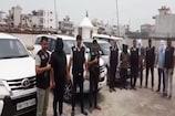 लग्जरी कार लूटने वाले गिरोह का पर्दाफाश, 4 बदमाश गिरफ्तार